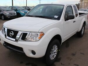 2018 Nissan Frontier SV 4x4 King Cab 126.0 in. WB