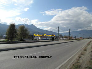 Salmon Arm - Retail Lease Space Highway Exposure
