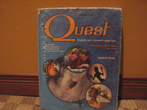 QUEST, Secondary Cycle Two, Year One