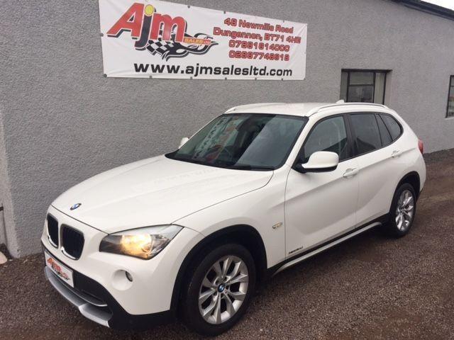 2011 60 BMW X1 2.0 XDRIVE18D SE 5D 141 BHP DIESEL