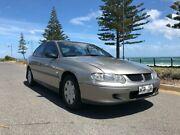 2002 Holden Commodore VX II Executive Gold 4 Speed Automatic Sedan Christies Beach Morphett Vale Area Preview