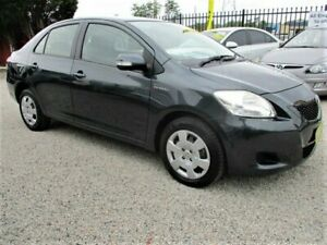 2009 TOYOTA YARIS YRS SEDAN, AUTO, LOW KMS, BOOKS,  REGO,  JUST SERVICED!! Penrith Penrith Area Preview