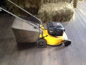 Greenfield mower with catcher - $80 Cradoc pick up only Cradoc Huon Valley Preview