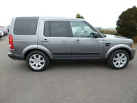 Land Rover Discovery 3 GS (grey) 2009-07-14