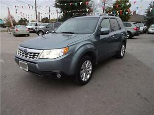 2011 Subaru Forester X Limited/easy financing