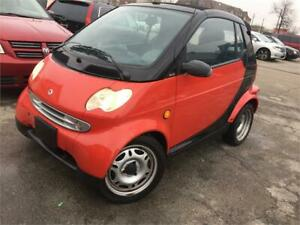 2006 smart fortwo Pure Diesel  Clean Carfax Convertible Coupe
