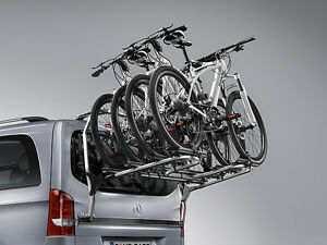 Mercedes-Benz Heckfahrradträger für Heckklappe Vito - V-Klasse BR447 Marco Polo