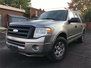 2008 Ford Expedition Max SSV