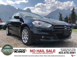 2016 Dodge Dart LIMITED LEATHER SUNROOF FULLY LOADED LOW KMS