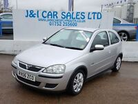 VAUXHALL CORSA 1.2 ACTIVE CDTI 16V 3d 70 BHP A GREAT FIRST TIME C (silver) 2006