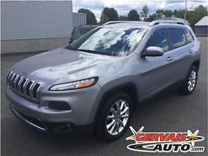 Jeep Cherokee Limited Cuir A/C MAGS 2014