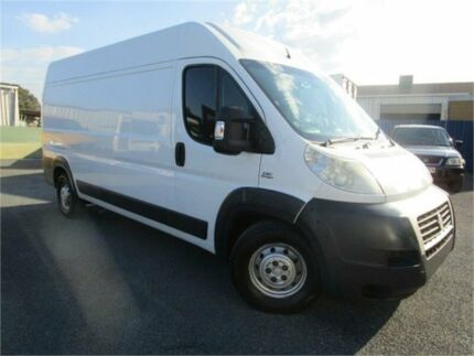2013 Fiat Ducato MY12 LWB/MID White 6 Speed Manual Van Currumbin Waters Gold Coast South Preview
