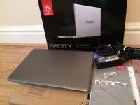 Novateck nFinity 14 Ultrabook Laptop, intel Core i7, LIKE NEW