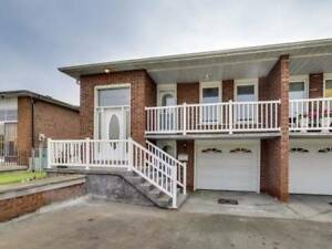 Bright & Updated 3+1 Bdrm Home for Sale in Great Location!