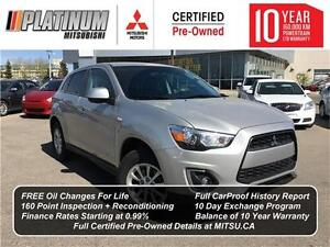 2013 Mitsubishi RVR SE AWD- Finacing starting at 0.99%