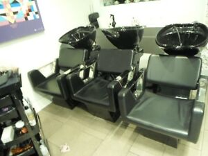 Barber Chair / Salon Furniture / Fixtures / Hood Dryers /Shampoo