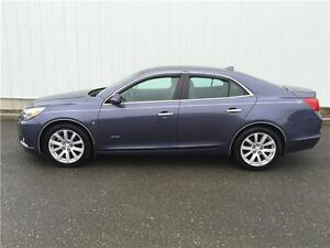 2013 Chevrolet Malibu 2LT  FULL EQUIP LEATHER INTERIOR