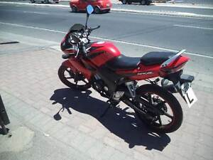 2007cbr 125r Somerton Park Holdfast Bay Preview