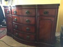Beautiful Mahogany Buffet 1960's Willoughby Willoughby Area Preview