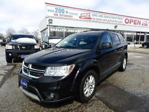 2014 Dodge Journey SXT,BLUETOOTH,1-OWNER,NO ACCIDENTS,CERTIFIED