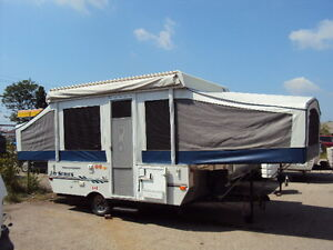 2007 Jayco Jay Series Tent Trailer Excelent Condition