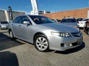 2007 Honda Accord MY06 Upgrade Euro Silver 5 Speed Sequential Auto Sedan Osborne Park Stirling Area Preview