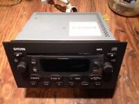 BRAND NEW Saturn GM MP3 CD player car stereo