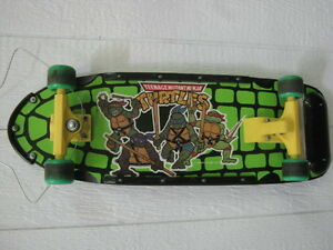 1989 TMNT Teenage Mutant Ninja Turtles Skateboard