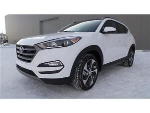 MANAGERS DEMO 2016 Hyundai Tucson Limited was $38547 now $34988
