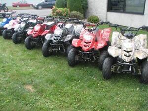 VTT/ATV 110cc POUR ENFANT & ADO SPECIAL 799$