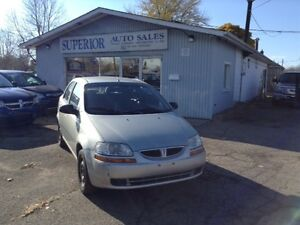 2005 Pontiac Wave Fully Certified and Etested!