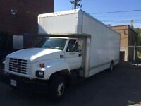 2001 GMC C-6500 GREAT CONDITION