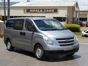 2011 Hyundai iLOAD TQ Grey 5 Speed Automatic Van Strathpine Pine Rivers Area Preview