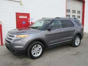 2014 Ford Explorer XLT ~ Leather ~ Nav ~ Backup cam ~ $15,999