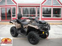2016 CAN AM OUTLANDER MAX XT 650 Moncton New Brunswick Preview