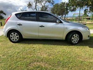 2009 Hyundai i30 FD MY09 SX Silver 4 Speed Automatic Hatchback Tugun Gold Coast South Preview