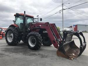 2008 CASE PUMA 165 WITH GRAPPLE BUCKET AND 3RD FUNCTION