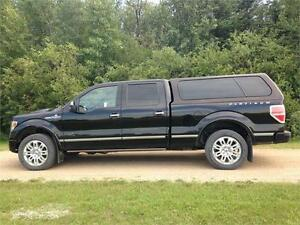 2014 FORD F150 SUPERCREW, PLATINUM, 6.2 TRAILER TOWING SPECIAL !