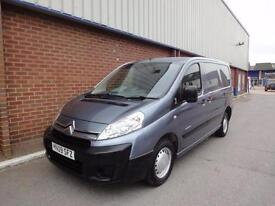2009 CITROEN DISPATCH 1000 1.6 HDi 90 H1 ONLY 68,000 MILES