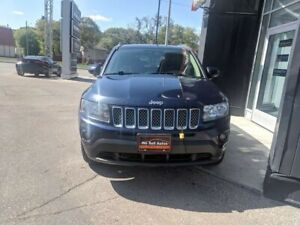2017 Jeep Compass High Altitude Edition 4dr 4WD Sport Utility