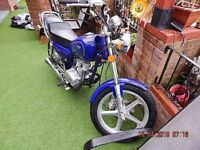 Huoniao 125cc (NOT IMPORT)