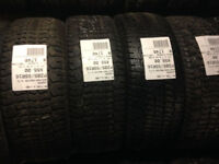 SET OF 4X 215/60/16 SNOW TRACKER WINTER Tires in Excellent cond