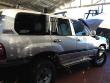 2003 Toyota LandCruiser Wagon Rouse Hill The Hills District Preview