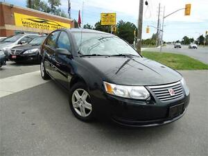 2006 Saturn Ion 2,ONE ,LOCAL OWNER,ACCIDENT FREE,AUTOMATIC
