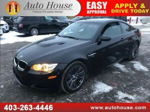 2011 BMW M3 COUPE NAVIGATION LOW LOW KMS!