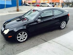 2004 Mercedes-C 320 COUPE-CERTIFIED & E-TESTED-WE FINANCE