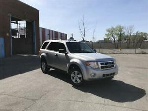 2009 FORD ESCAPE XLT/AUTO/MAGS/A.C/4CYL/AWD/140K/514-812-8505