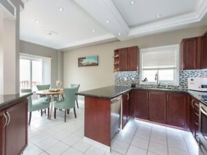 VAUGHAN BEAUTIFUL HOUSE FOR SALE | 4 BEDROOMS 4 WASHROOMS