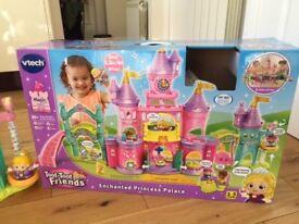 VTech TootToot & Friends Enchanted Princess Castle