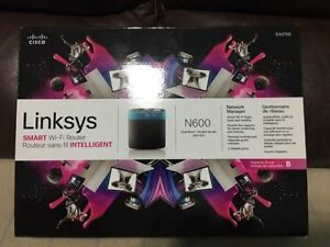 Linksys N600 (EA2700) Wireless Router